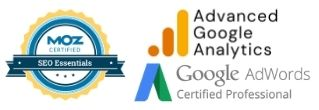 Google Certifications for SEO in Edmonton