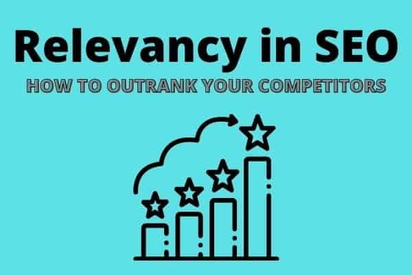 Outranking major competitors with relevancy