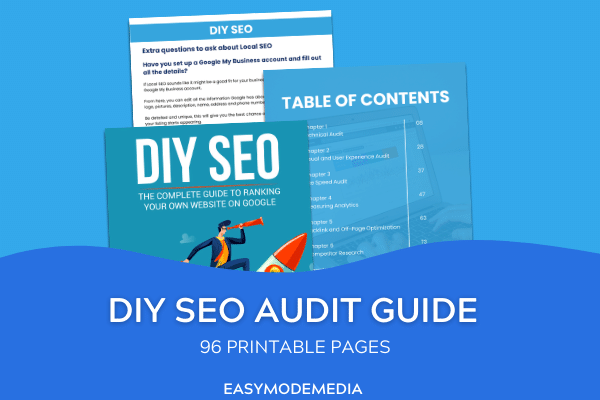 Guide to auditing your website
