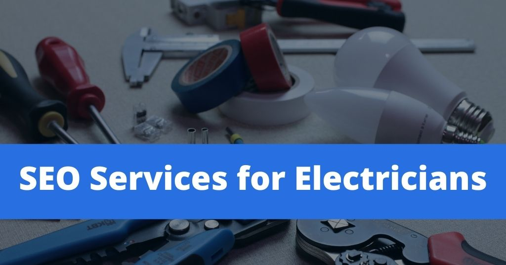SEO Services for Electricians